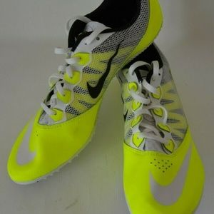 NIKE Athletic Spiked Track Shoes Size 12